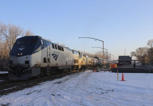 Amtrak gets nearly $2 billion in federal spending bill, despite Trump criticism and accidents