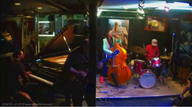 ESpERANZA SPALdING | live at SMALLS jazz club