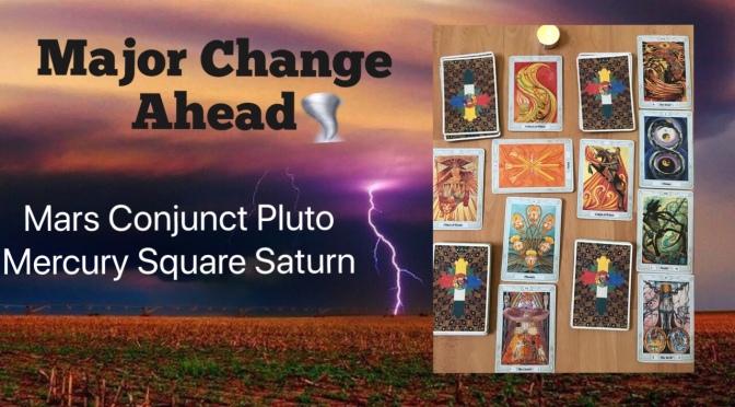 Mercury In Aries Squares Saturn & Mars Conjunct In Capricorn🔥Frustration Ahead💨April 25 2018