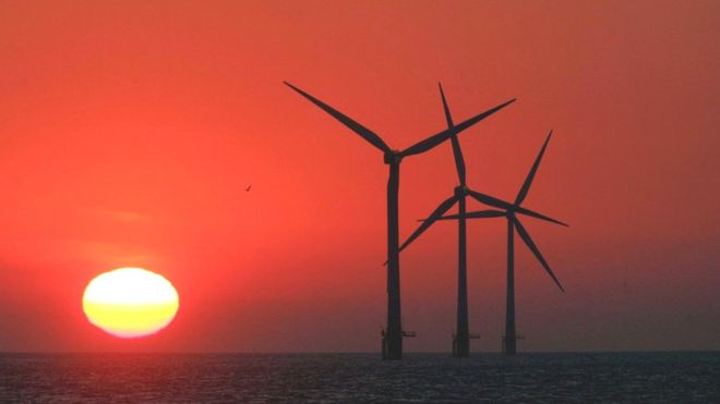 Reaping the wind with the biggest turbines ever made