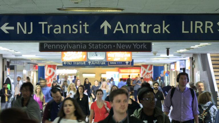 LIRR, NJ Transit and Metro-North should combine into one rail system, report says Merging the three commuter rails would better connect the tristate area, transit experts say.