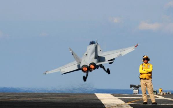 Navy taps General Electric for F/A-18 engines