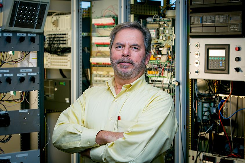 Veteran GE researcher honored for lifetime achievement