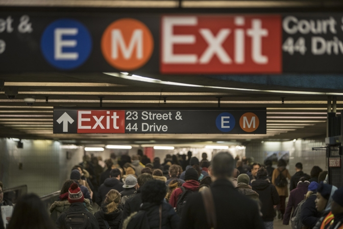 How Screwed Will Your Subway Line Be by the L Train Shutdown? E/F/M/R Edition